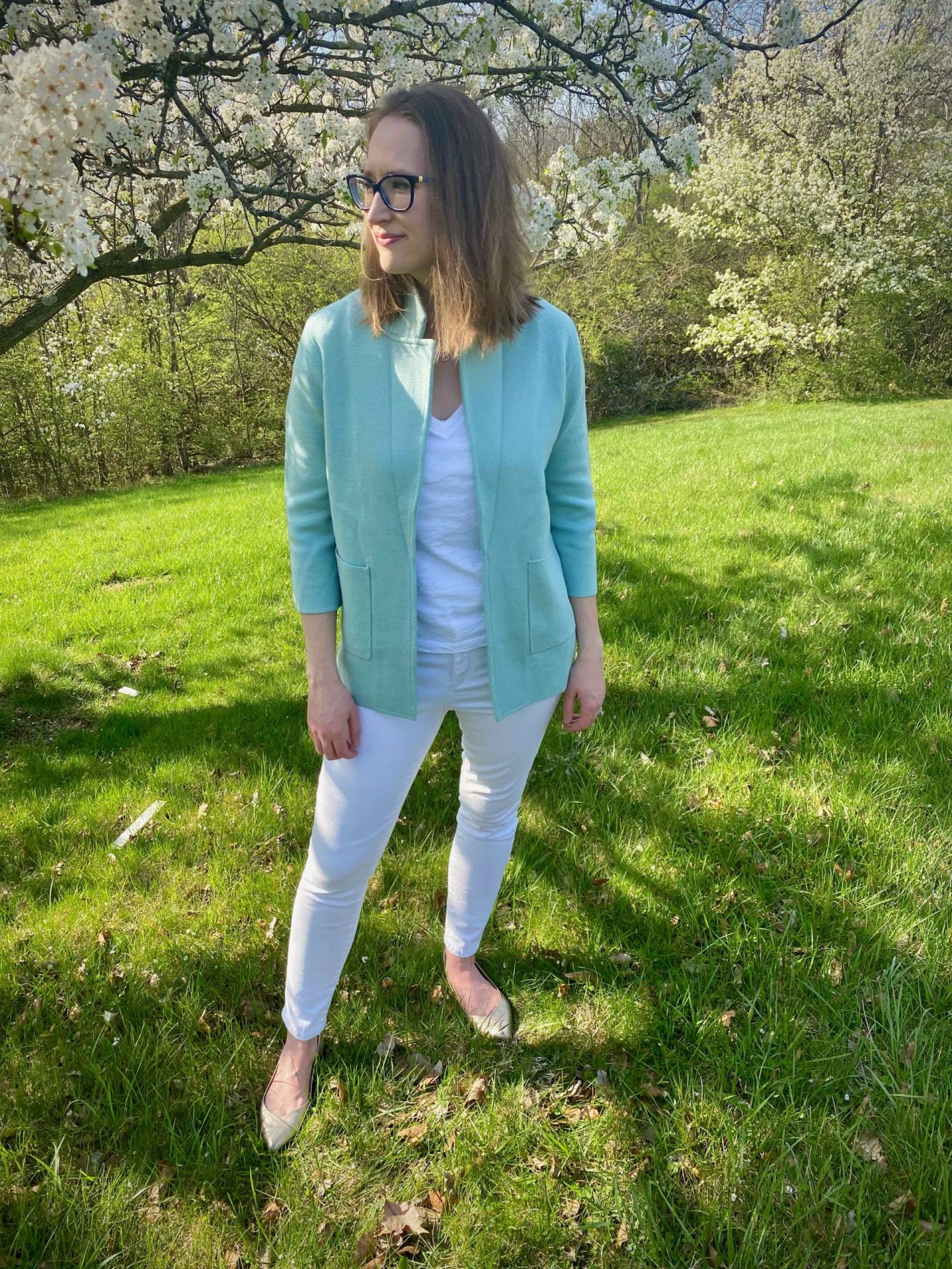 Casual Spring Outfit Idea | The Spectacular Adventurer