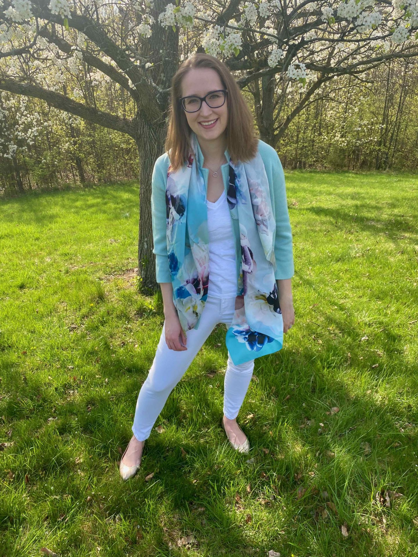 Everyday Casual Spring Outfit | The Spectacular Adventurer