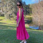 2021 Spring Dresses | Maeve Tiered Maxi Dress | The Spectacular Adventurer