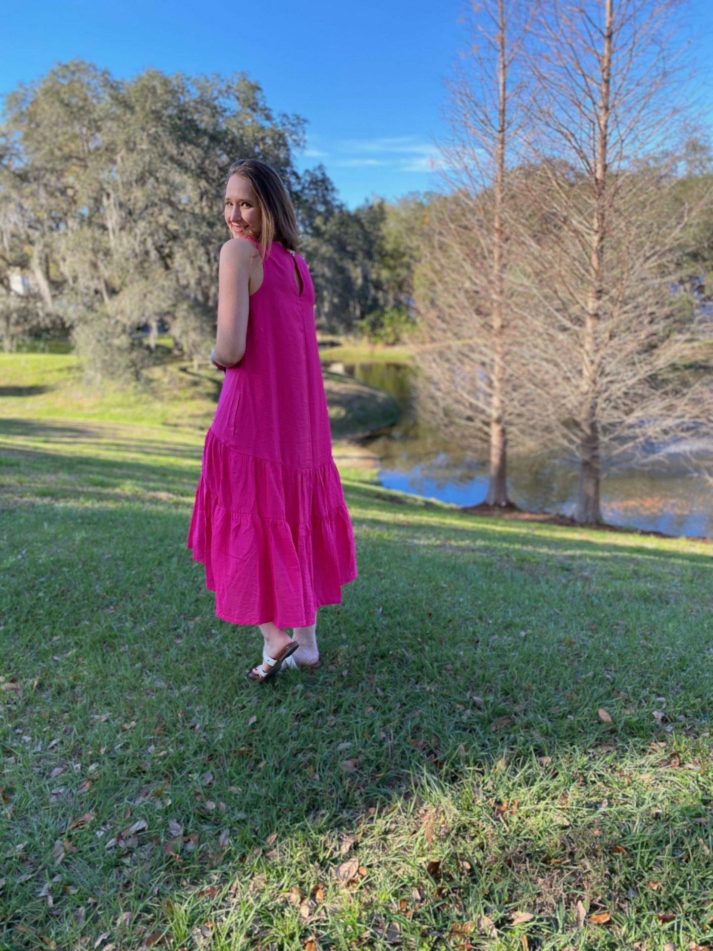 Summer Tiered Dress Style Ideas | The Spectacular Adventurer
