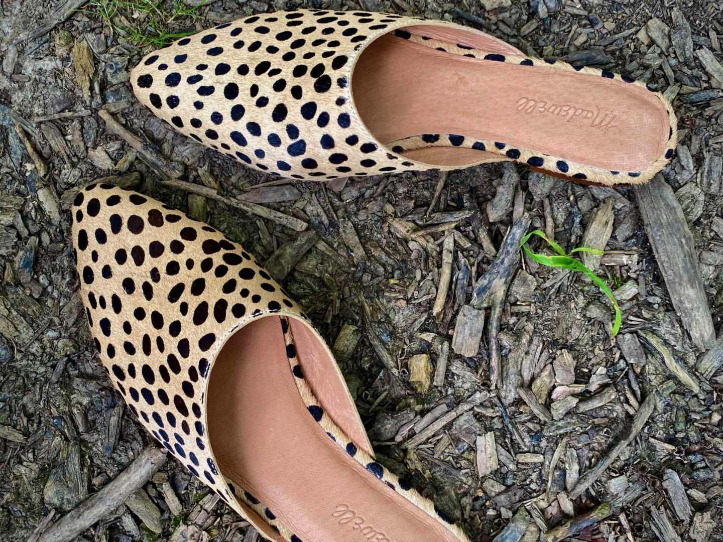 Madewell Leopard Mules | The Spectacular Adventurer