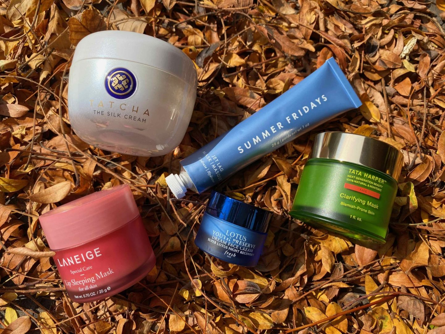 5 Fall Skincare Products