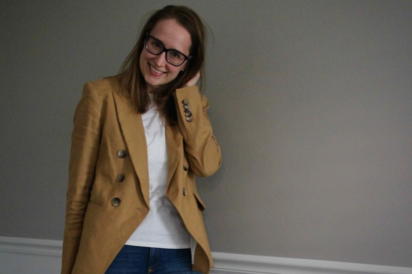 Veronica Beard Blazer for Fall | The Spectacular Adventurer